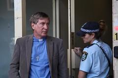 Sit-in prayer vigil for asylum seekers, at Tony Abbott's Sydney office