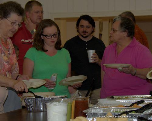 Boyd-Cox Family Reunion 2014 GWB_1806