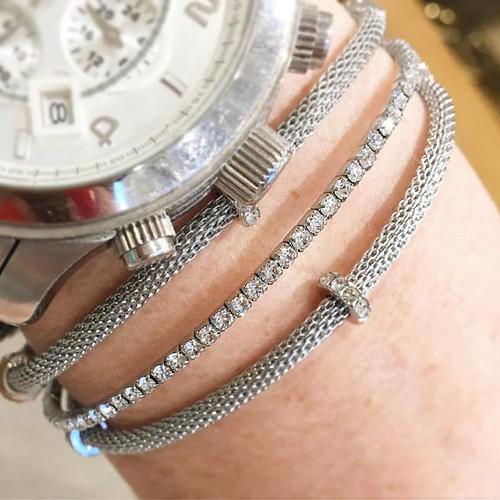 Bracelete desejo SWAROVSKI