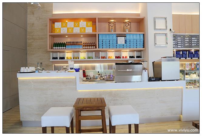[新北市.美食]BREADNA CAFÉ 普蕾納精緻烘焙~店內飄著麵包香 @VIVIYU小世界