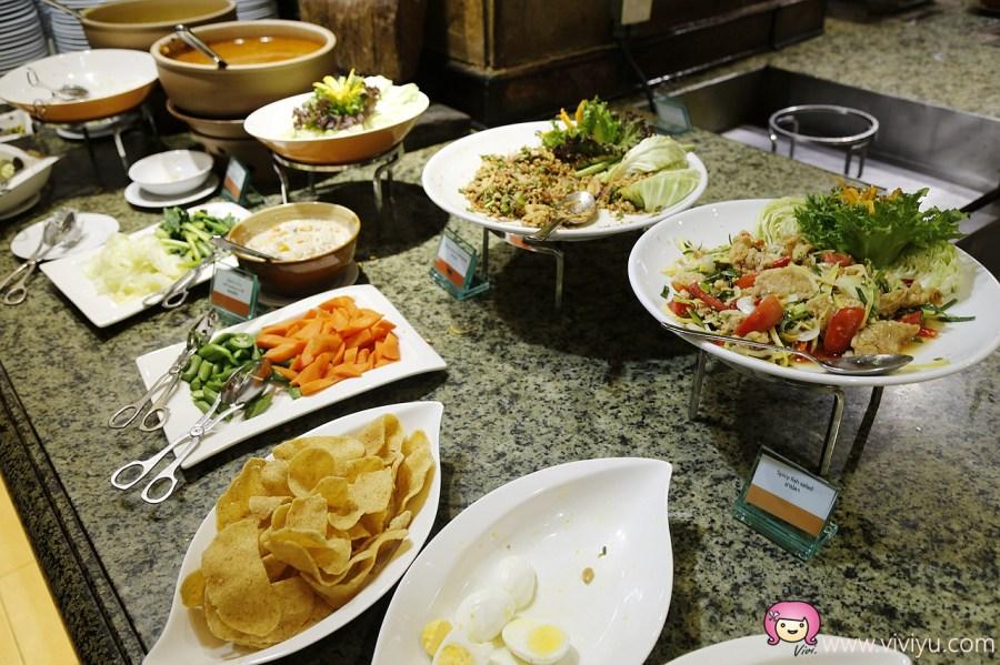 [泰國]曼谷阿瑪瑞廊曼機場飯店 (Amari Don Muang Airport Bangkok Hotel)~連接廊曼機場空橋餐廳.Zeppelin Restaurant @VIVIYU小世界