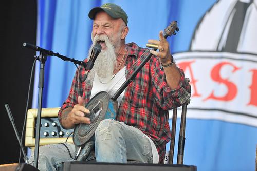 Seasick Steve at Latitude Festival 2015