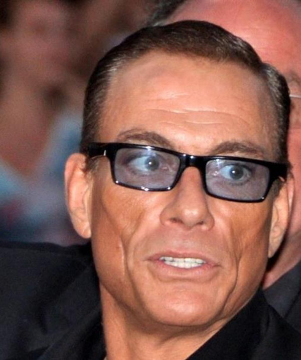 Diễn viên Jean Claude Van Damme