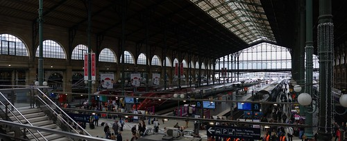 """Gare du Nord • <a style=""""font-size:0.8em;"""" href=""""http://www.flickr.com/photos/96019796@N00/14060757643/"""" target=""""_blank"""">View on Flickr</a>"""