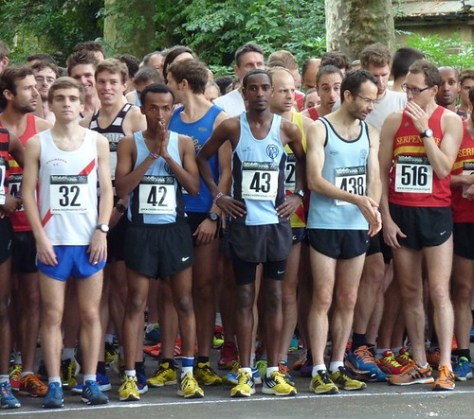 "Middlesex 10k 2014 Start Line • <a style=""font-size:0.8em;"" href=""http://www.flickr.com/photos/128044452@N06/15205310647/"" target=""_blank"">View on Flickr</a>"