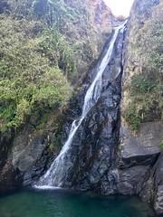 Bhagsu Nag Waterfall, Dharamsala, India