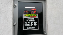 Drzwi wejściowe - SKLEP ROLNIK