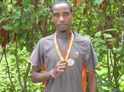 "Middlesex 10k 2014 Silver Medallist Mo Aadan • <a style=""font-size:0.8em;"" href=""http://www.flickr.com/photos/128044452@N06/15388636671/"" target=""_blank"">View on Flickr</a>"