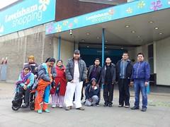 Lewisham Shopping Centre Visit 2014