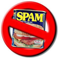 No-Spam logo by hegarty_david