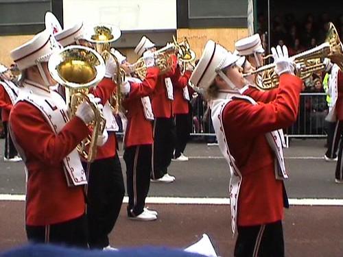 New Year Parade London 2005