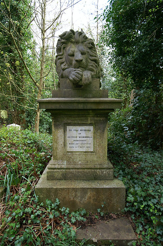 George Wombwell - Menagerist