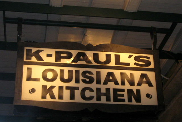 New Orleans French Quarter K Paul S Louisiana Kitchen