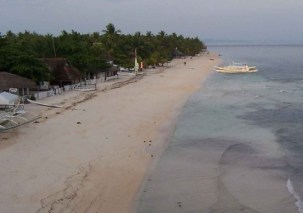 Malapascua Island, Bounty Beach