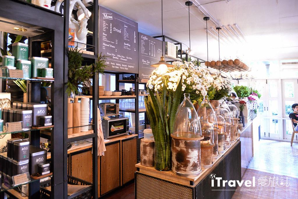 清迈美食餐厅 Woo Cafe 18