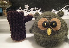 Stumpy, Owly's Buddy