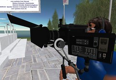 Second Life: The NHS Next Stage Review in Second Life