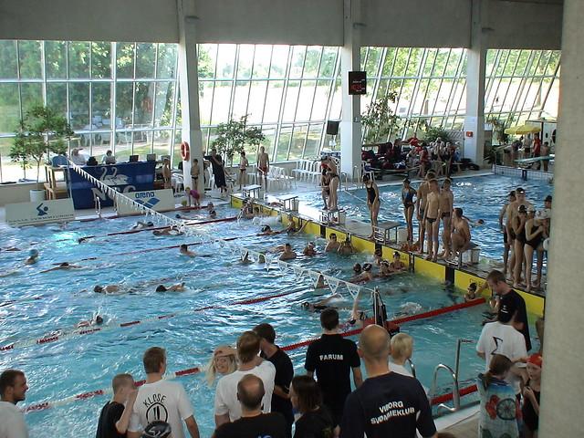 Warmup at Danish Youth Championships 2008