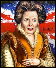 Baroness THATCHER of Kesteven  (13 October 1925 – 8 April 2013)