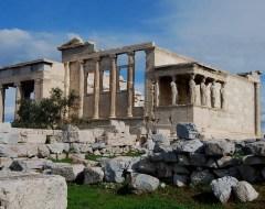Acropolis - Cariatides