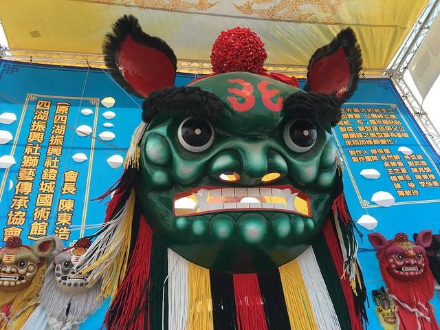 Taiwan 2017 lantern festival yunlin