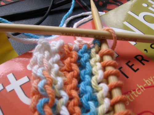 Knit your net!