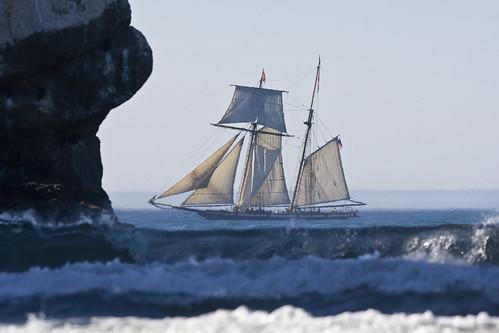 Privateer ship Lynx in Morro Bay, CA privateer-ship-lynx-morro-bay