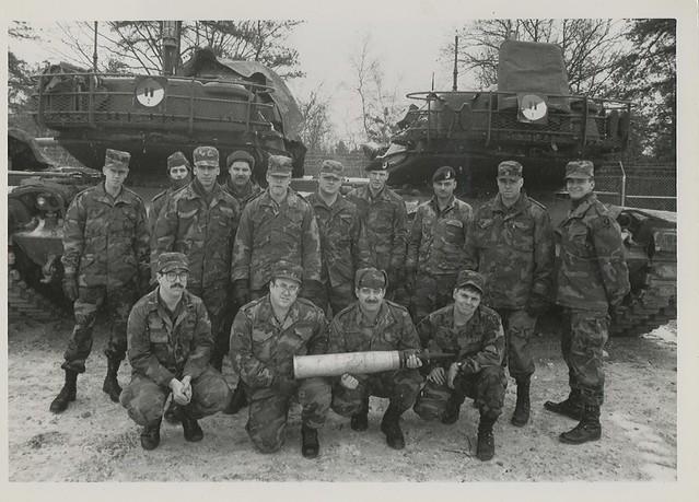 Armored Cavalry Troop Organization