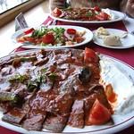 Iskender Kebap by Serdar Gurbuz
