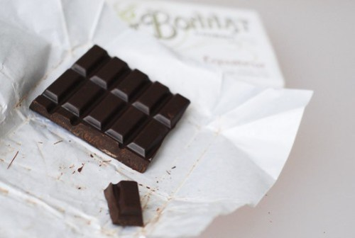 Chocolat de Bonnat tasting