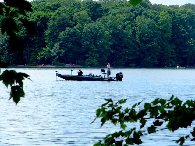 Burke Lake Park-Burke, Virginia