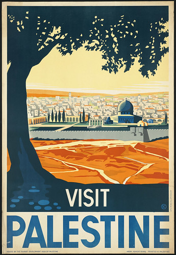 Visit Palestine by Boston Public Library