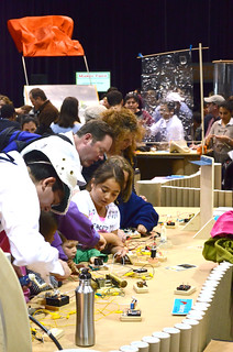 Maker Faire Bay Area 2011: Learning With The Exlporatorium