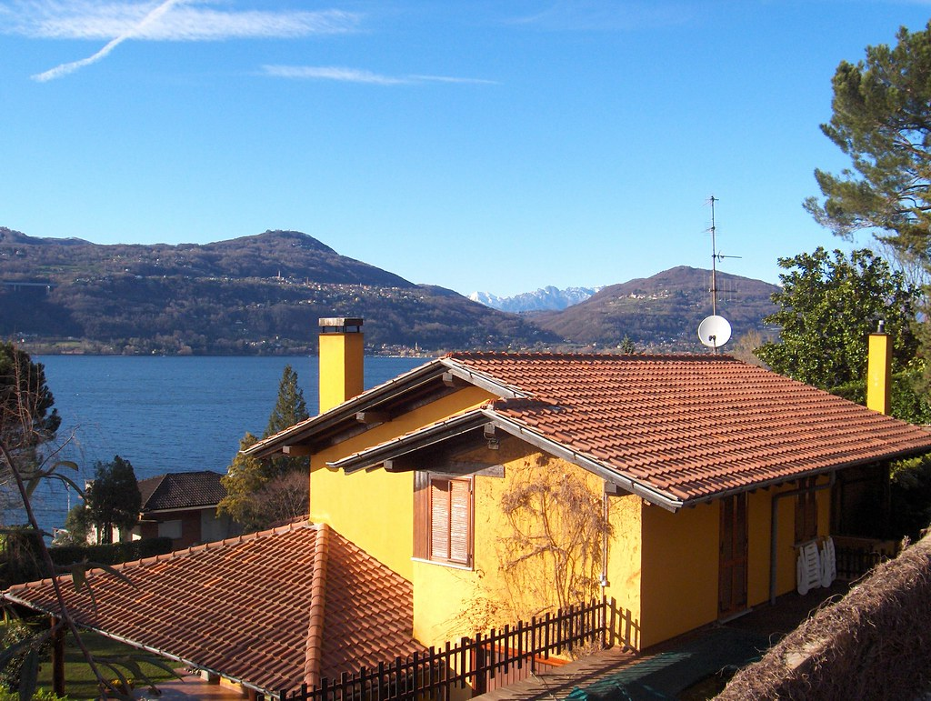 View to Piemonte