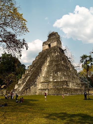 Tikal by Karlbert
