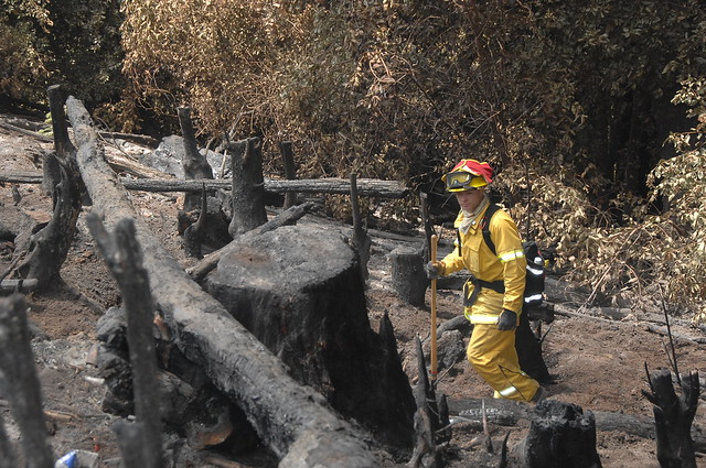 Fires In Sonoma County