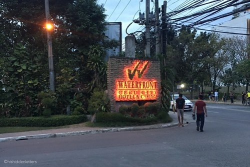waterfront