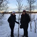 Viajefilos en Tromso, Alerededores del lago 010