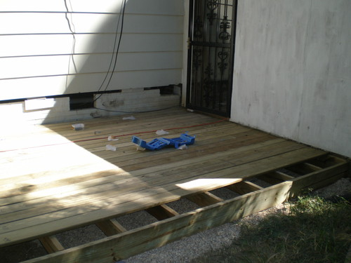 Deck Level One Stage 3