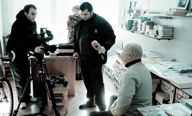 Interview with Jumber Lezhava