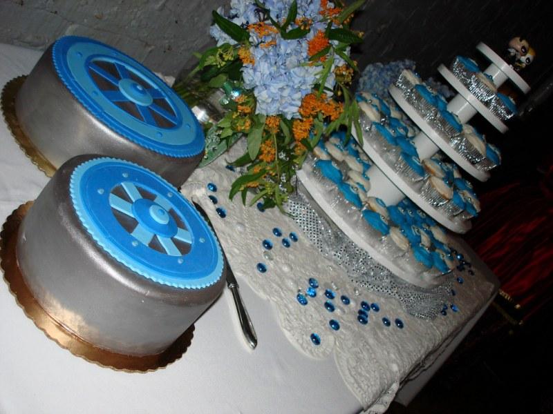 Gear Cakes