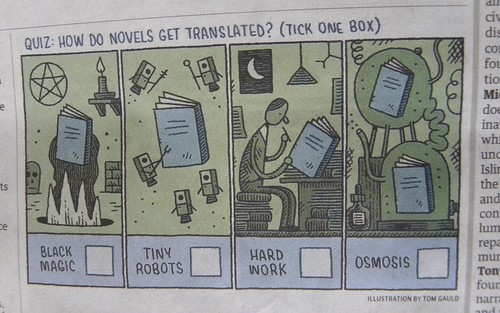 Translating novels