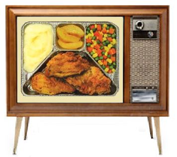 America Changes the Channel on TV Dinners