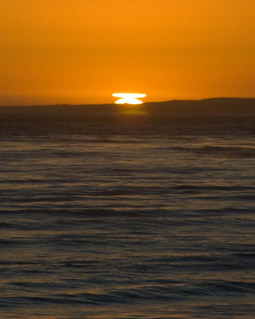 Superior Sunset Mirage