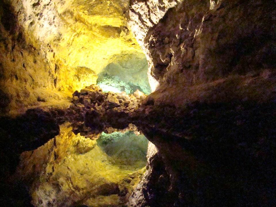 Cueva de los Verdes Teguise 22