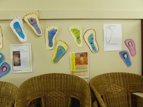 Unity Feet Installation 4