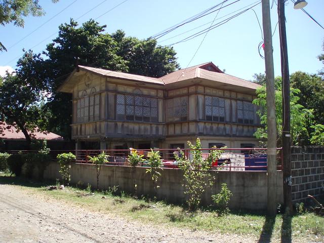 Traditional Filipino House