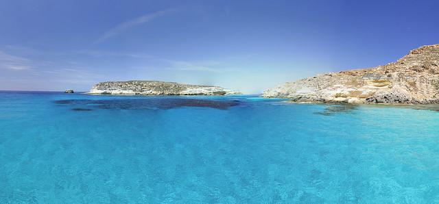 Isola Dei Conigli by sailorman627