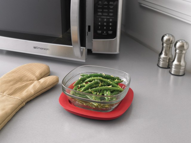 Glass food storage container - Microwave