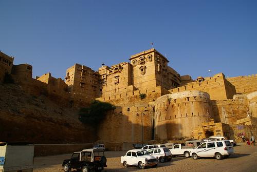 Jaisalmer Fort, Jaisalmer